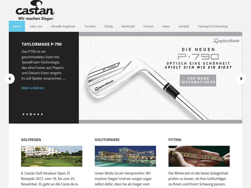 Castan Golf