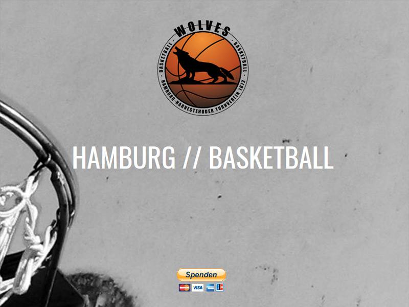 HHT Wolves Basketball Hamburg