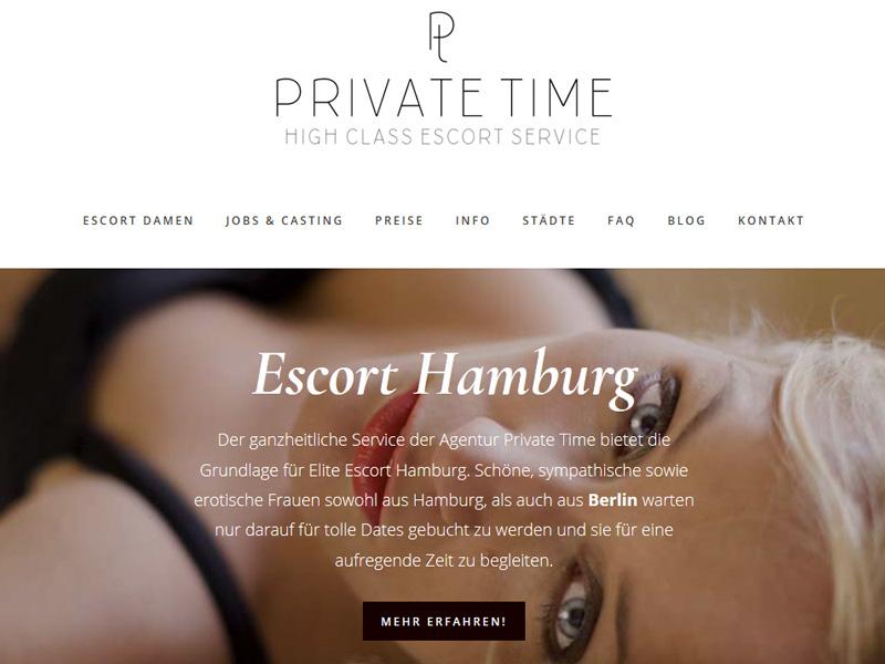 Private Time Escort
