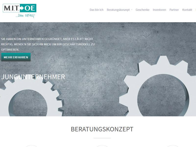 M.I.T. OE zum Erfolg – Unternehmensberatung